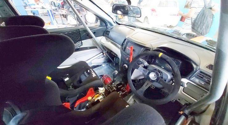 Mahindra Xuv300 Rally 3