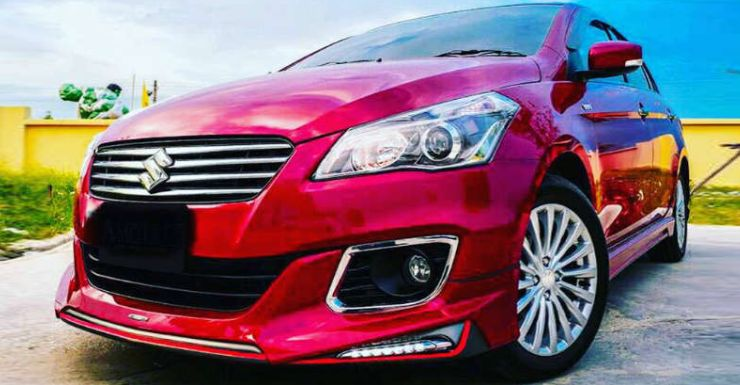 Maruti Ciaz Used Featured
