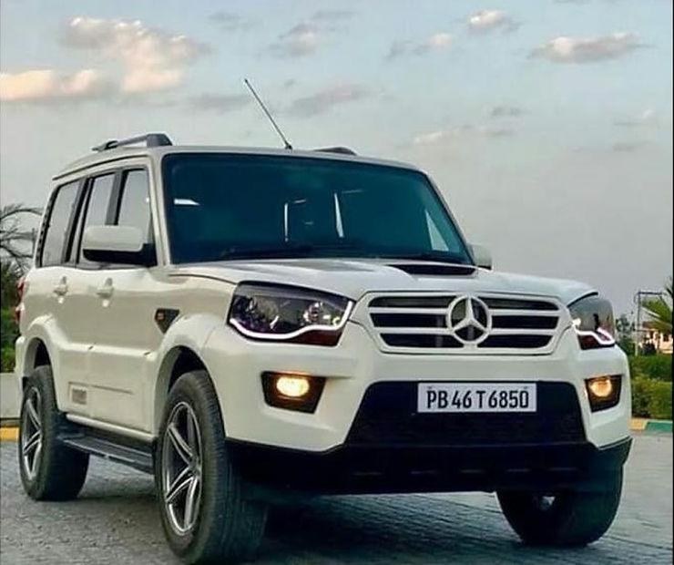 Mercedes Scorpio