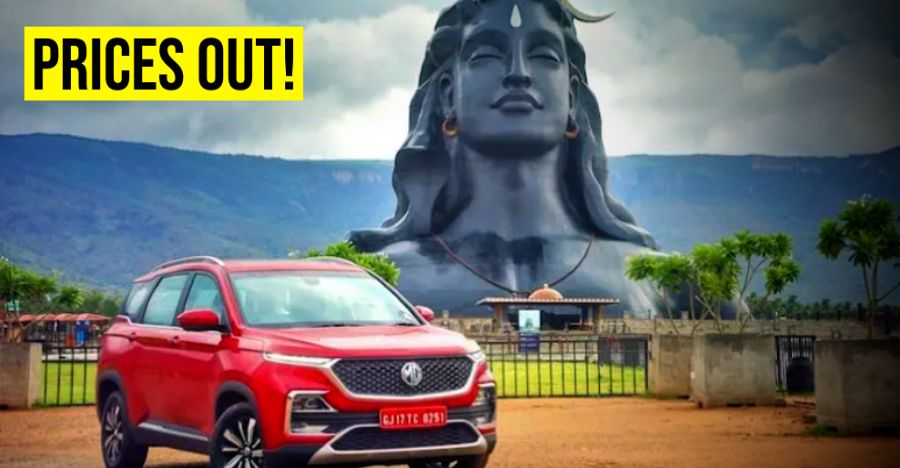Mg Hector Launch Featured