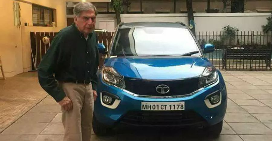 Ratan Tata Nexon Featured