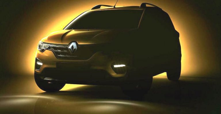 Renault Triber Featured