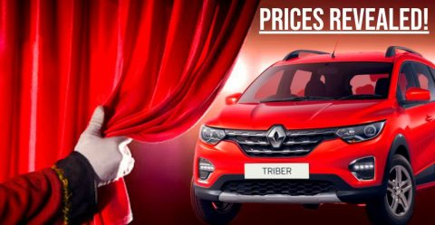 Renault Triber Prices Featured