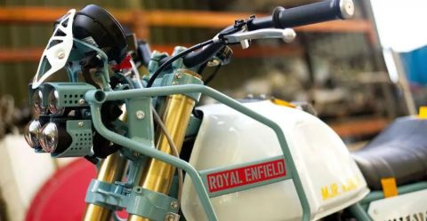 Royal Enfield Himalayan Turbo Featured
