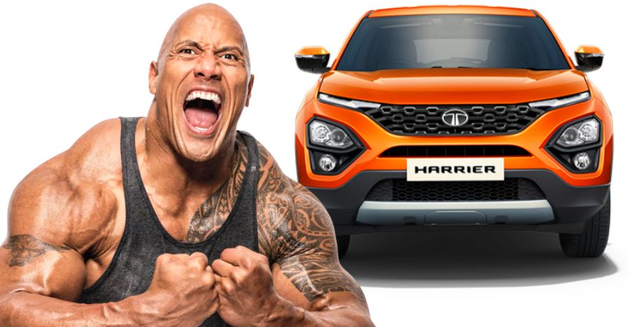 Tata Harrier More Power Featured