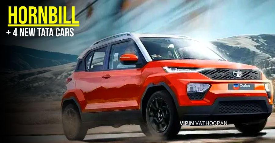 Tata Upcoming Cars Featured