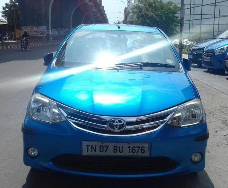 Toyota Etios Used 1
