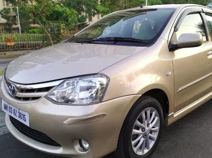 Toyota Etios Used 2