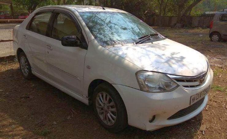 Toyota Etios Used 3