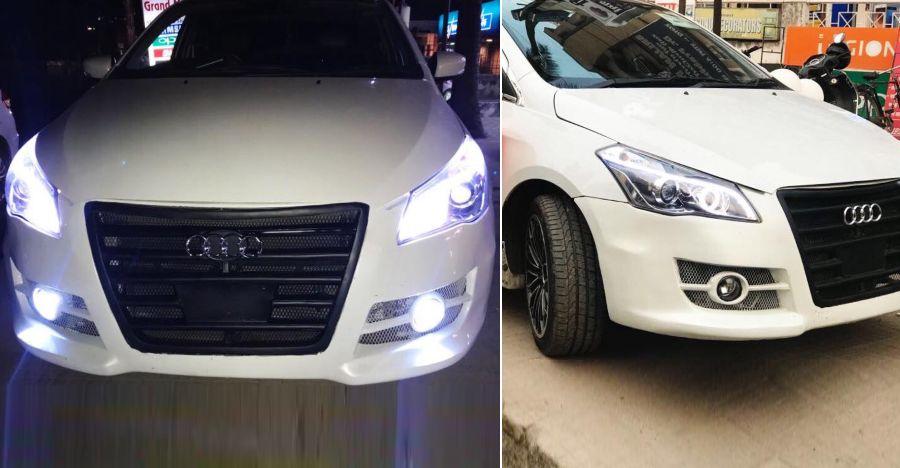 Wannabe Audi Maruti Ciaz Featured