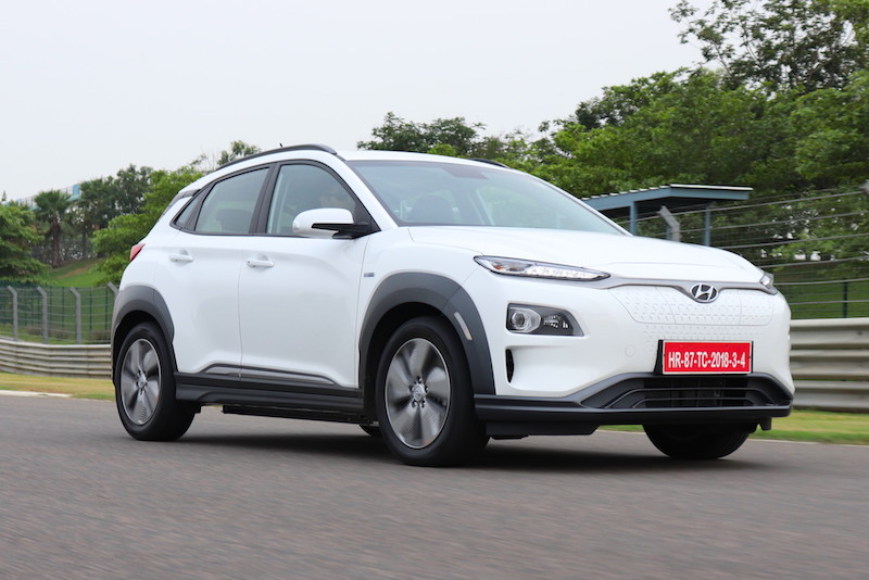 Four-month old Hyundai's electric Kona SUV explodes in Montreal