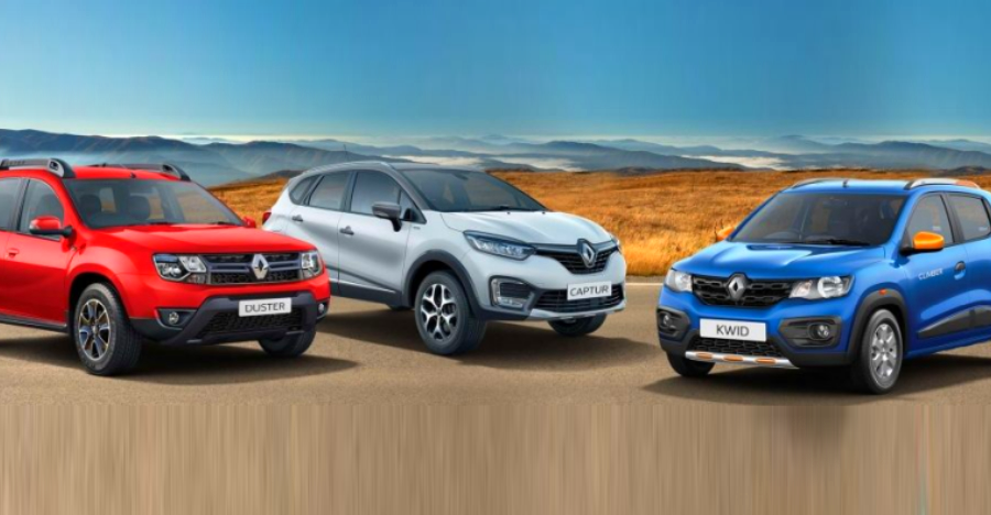 Renault offering MASSIVE discounts of up to Rs. 1 lakh on Duster, Kwid & Captur