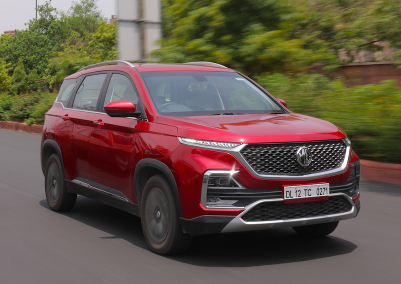 2mg Hector Petrol Dct Automatic