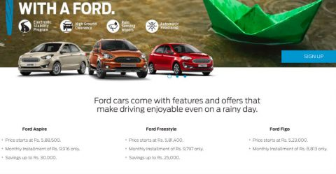 Ford Discount 1