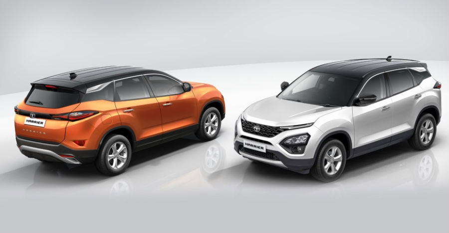 Tata Harrier dual-tone launched at Rs 16.76 lakh