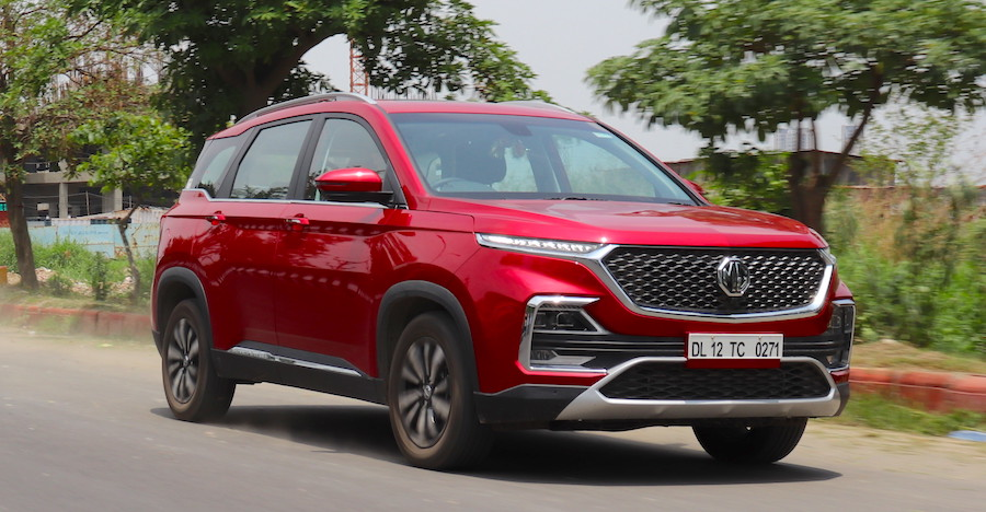 Exclusive: MG Hector Petrol DCT Automatic reviewed!