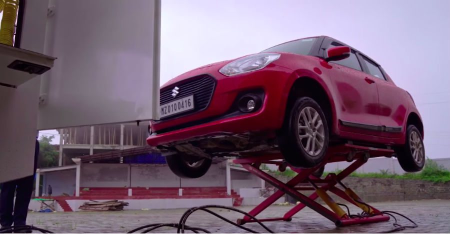Maruti Suzuki Service Doorstep