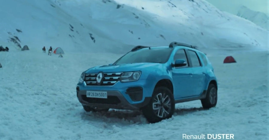 Renault Duster Featured