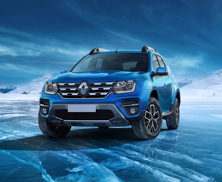 Renault New Duster Photo Release 08072019