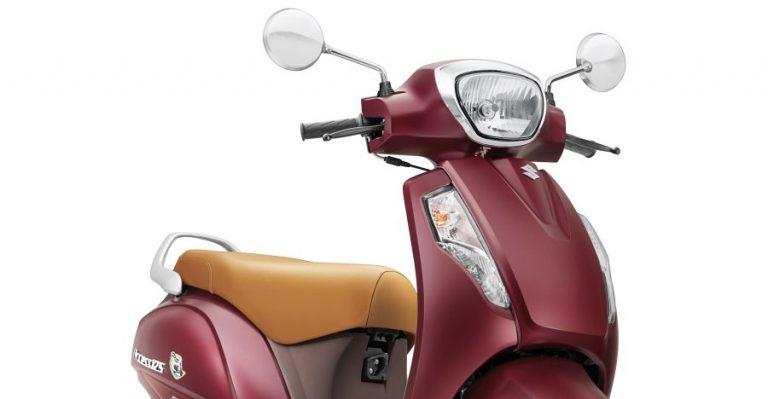 Suzuki Access125 Se Featured