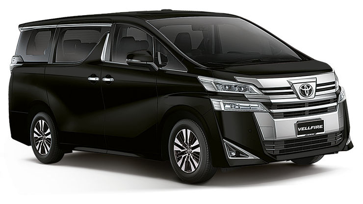 Toyota Vellfire pre-booking starts at Rs 10 lakhs: Innova Crysta's big brother is almost here