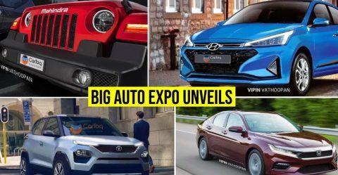 Auto Expo 2020 Unveils Featured