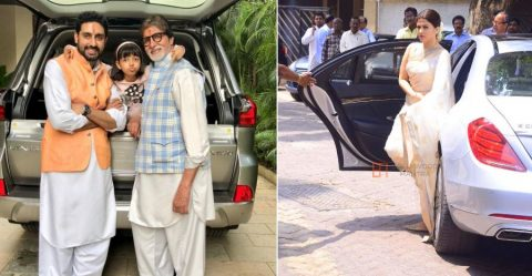 Bachchan Family Cars Featured