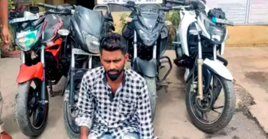 Bike thief steals from OLX sellers for stunting: Cops BUST