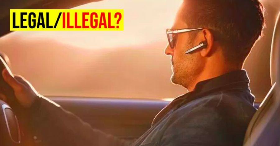 What exactly is illegal mobile phone use while driving? Traffic police explain