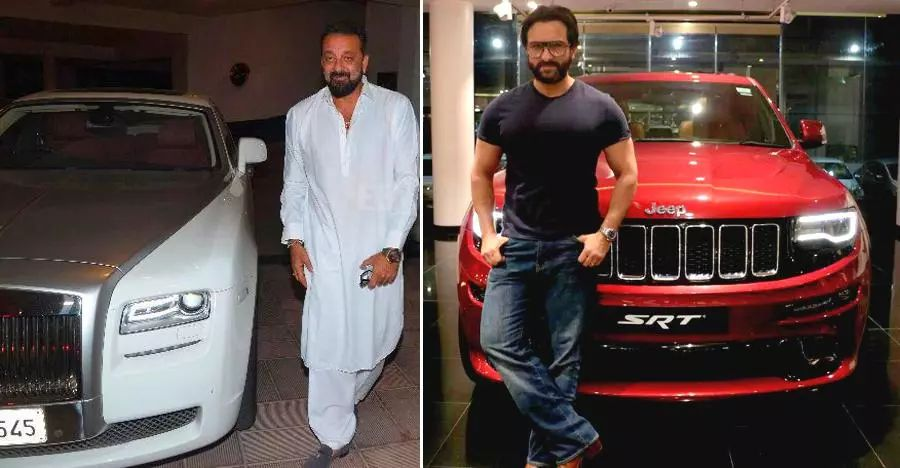 Bollywood's 10 most EXPENSIVE 'car gifts': Sanjay Dutt's Rolls Royce to Saif Ali Khan's Jeep Grand Cherokee SRT