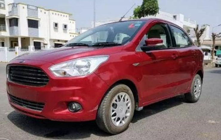 Ford Aspire Used 3