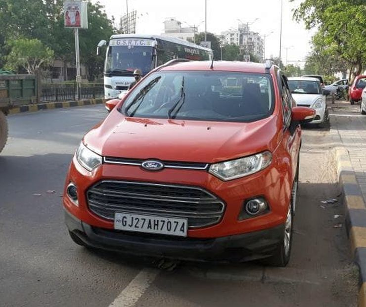 Ford Ecosport Used 11