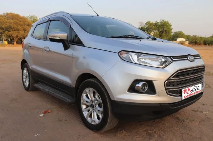 Ford Ecosport Used 12
