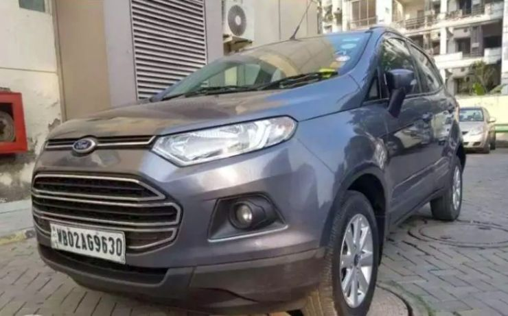 Ford Ecosport Used 17