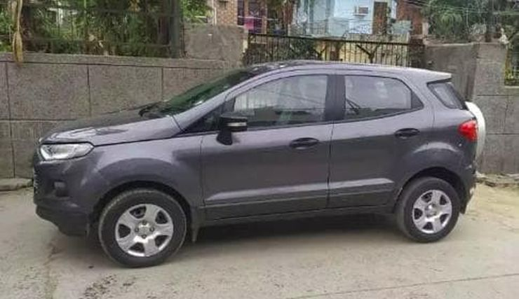 Ford Ecosport Used 18