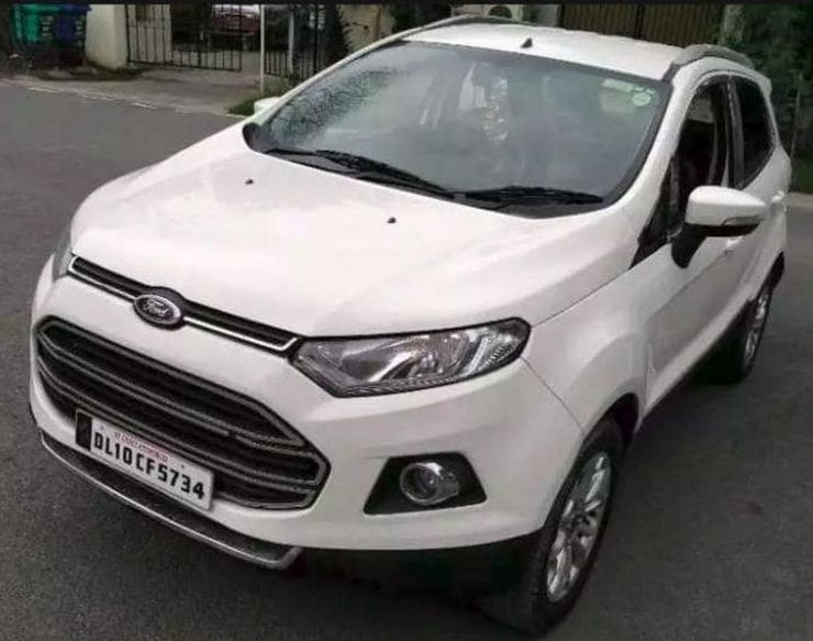Ford Ecosport Used 20