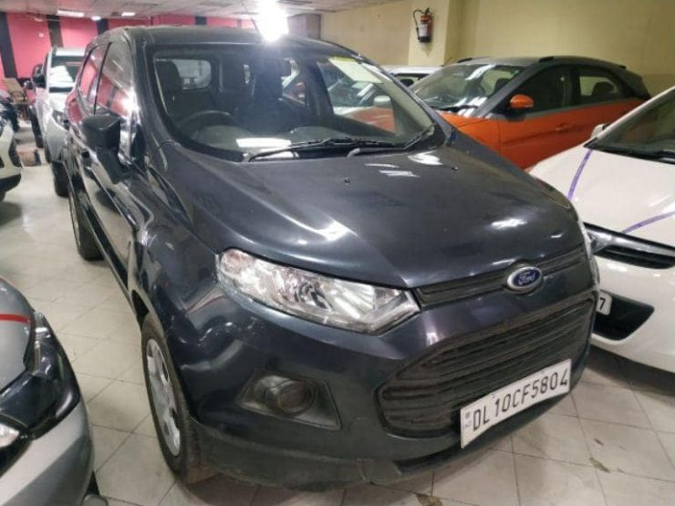Ford Ecosport Used 21