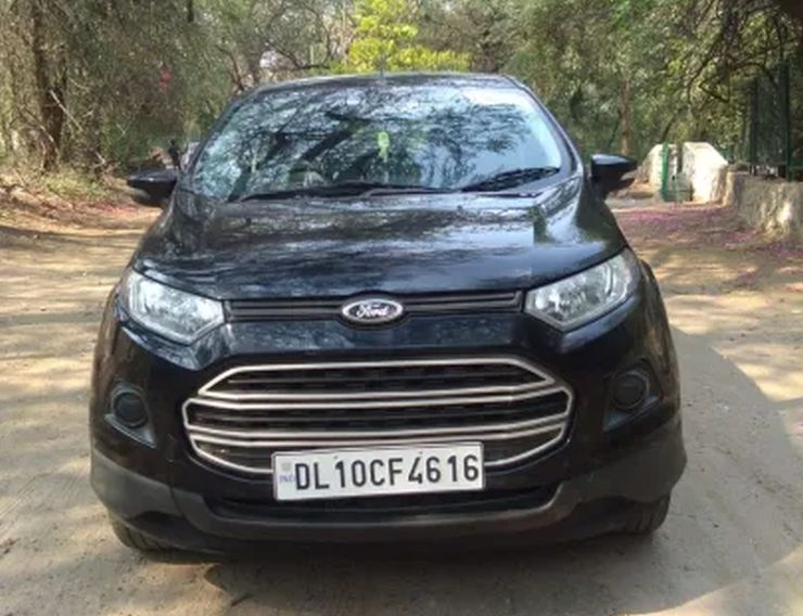 Ford Ecosport Used 22