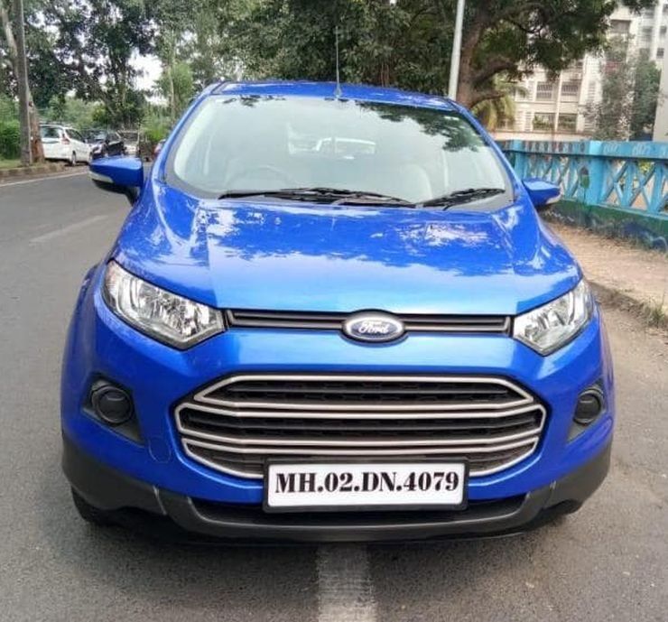 Best Used Ford EcoSport Compact SUVs Under 6 Lakh, 5 Years