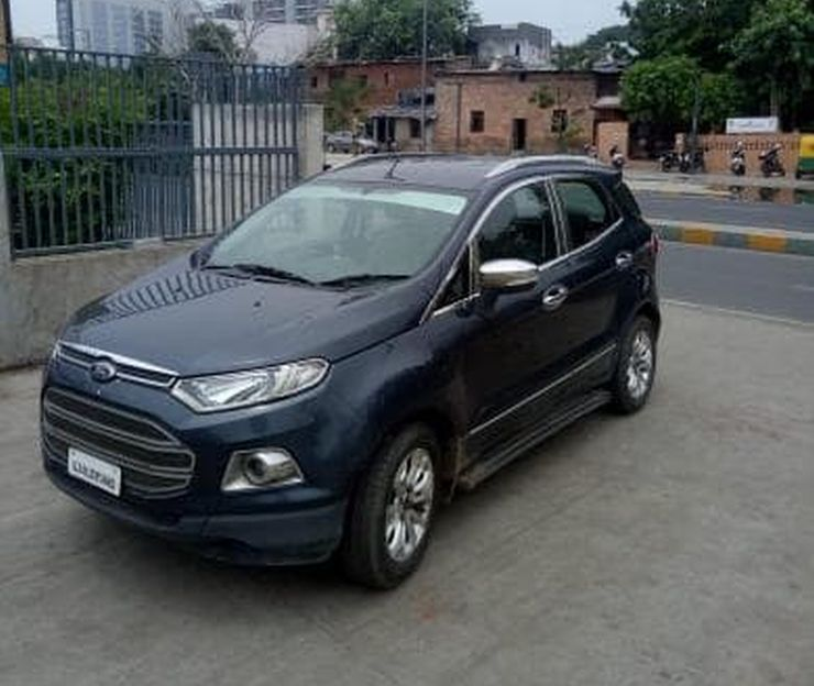 Ford Ecosport Used 9
