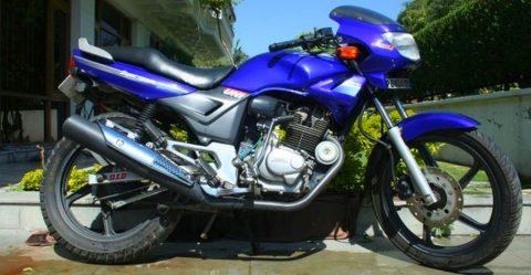 Hero Honda Cbz Featured