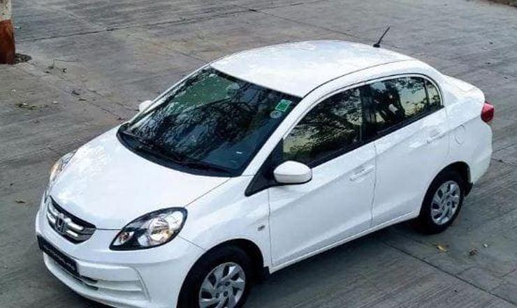 Honda Amaze Used 15