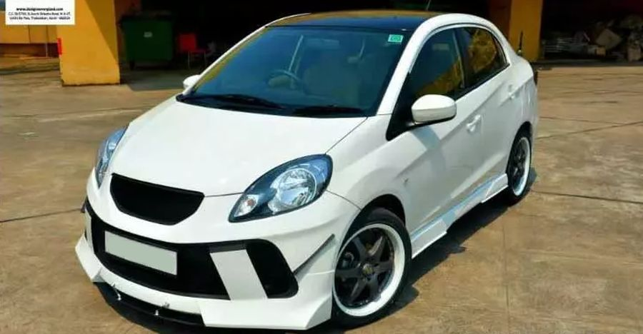 Honda Amaze Used Modified Featured