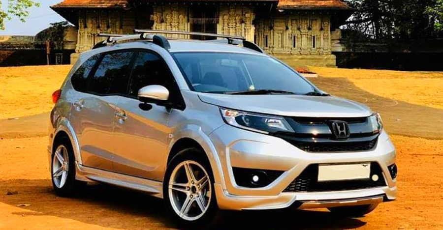 Honda Brv Used Modified Featured 1