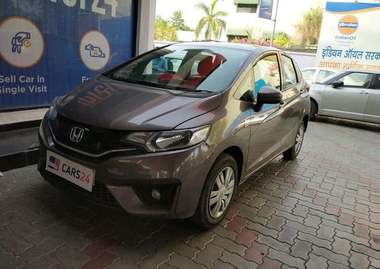 Honda Jazz Used 3