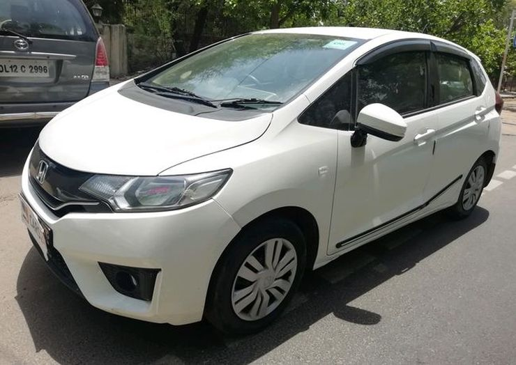 Honda Jazz Used 4