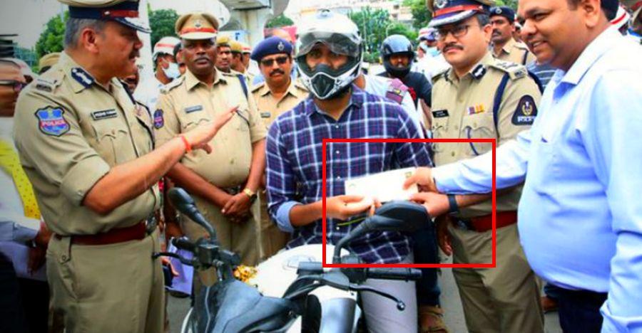 Hyderabad Cops Movie Tickets Featured