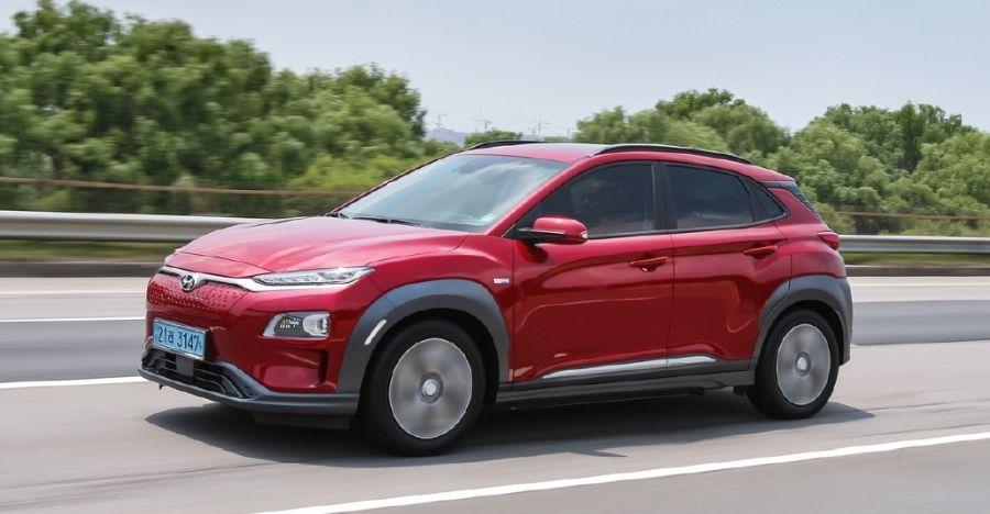 Hyundai Kona Electric Featured