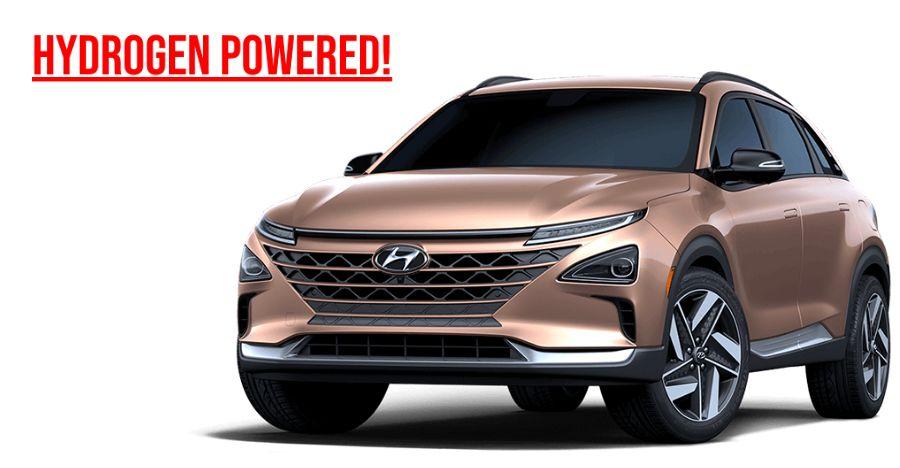 Hyundai Nexo Featured