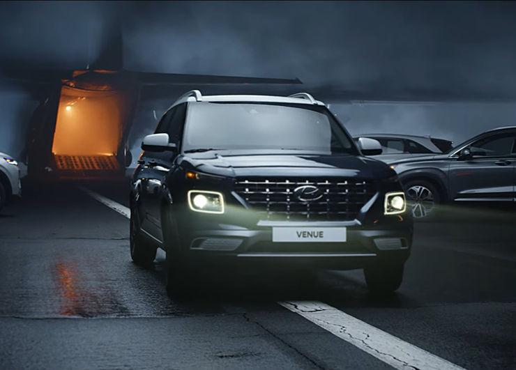 Hyundai Venue Us Tvc D